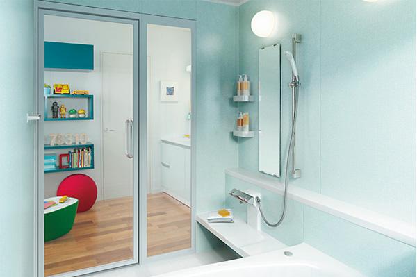 一日の疲れを癒すリラックス空間 浴室リフォーム