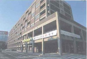 横浜市庁舎1