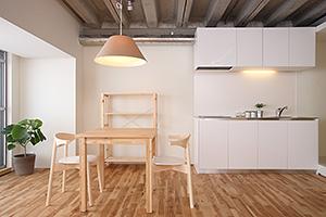 今ある住まいを自由にデザイン・設計し直すことができる